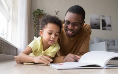 Como formar um filho leitor em casa